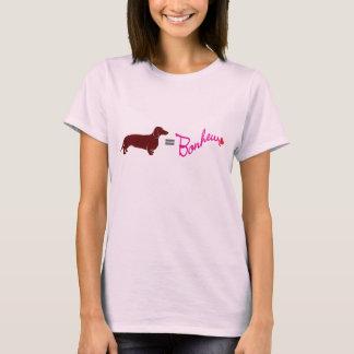 Dachshunds bonheur égale T-Shirt