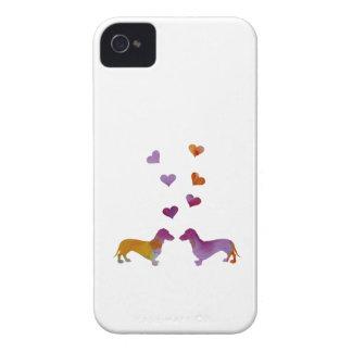 Dachshunds Case-Mate iPhone 4 Case
