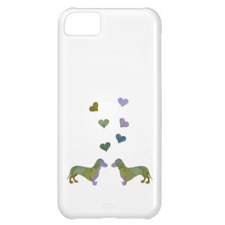 Dachshunds iPhone 5C Cases