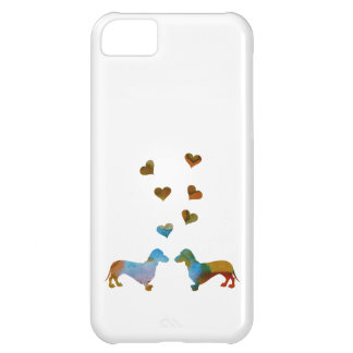 Dachshunds iPhone 5C Covers