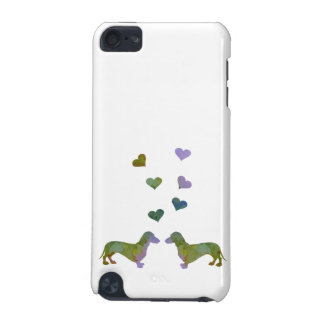 Dachshunds iPod Touch (5th Generation) Cases