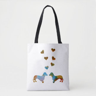 Dachshunds Tote Bag