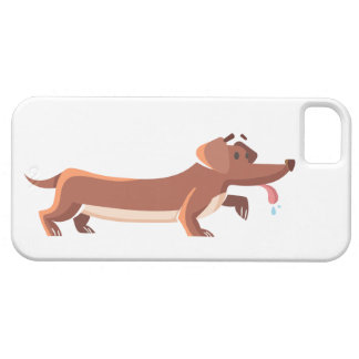 Dackel sausage dog iPhone 5 covers