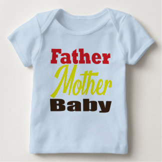 Dad and baby shirts