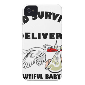 Dad and beautiful baby son iPhone 4 case