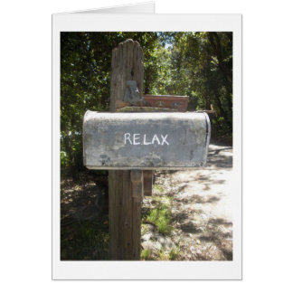 DAD BIRTHDAY HUMOR - RELAX-YOU REMEBER HOW? CARD