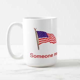 Dad for president coffee mug