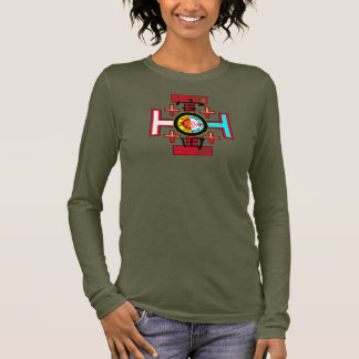 Dad Franziscus - Argentiniem of Majestic World Long Sleeve T-Shirt