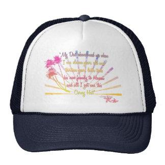 dad hawaii hat