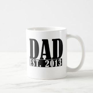 Dad in 2013 mug
