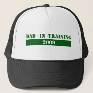 Dad in Training Trucker Hat