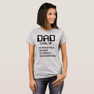 Dad Level 90 T-Shirt