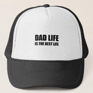 Dad Life Best Life Trucker Hat