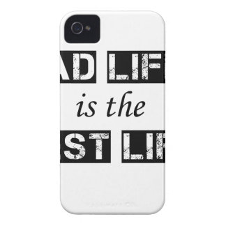 dad life is the best life iPhone 4 case