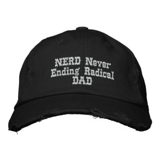 Dad Love Outstanding Father's Day Army Wear Cap Embroidered Baseball Cap