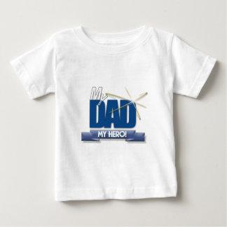 Dad My Hero - Fun Father's Day Gifts Tee Shirts