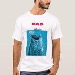 Dad Needs a Bigger Bass Fishing Boat T-Shirt