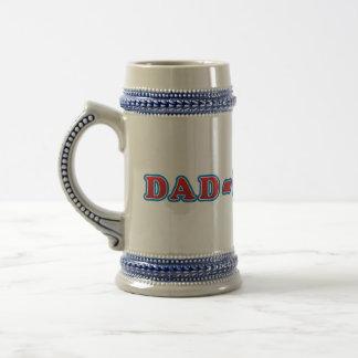 Dad-O-Mite 18 Oz Beer Stein