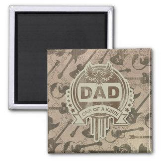 DAD one of a kind Fridge Magnets