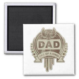 DAD one of a kind Fridge Magnet