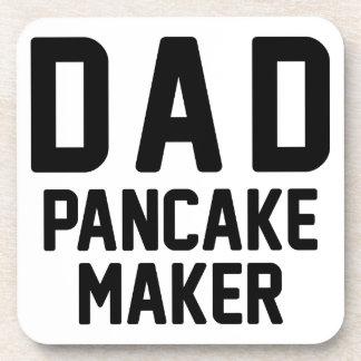 Dad Pancake Maker Coaster