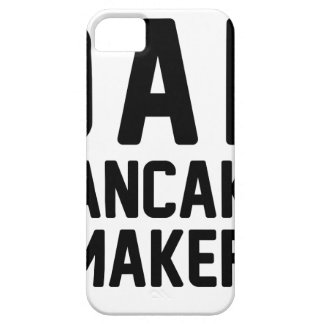 Dad Pancake Maker iPhone 5 Case