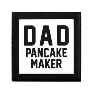 Dad Pancake Maker Jewelry Box