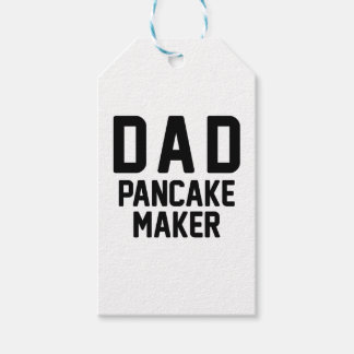 Dad Pancake Maker Pack Of Gift Tags