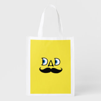 Dad Reusable Grocery Bag