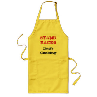 Dad s Cooking Aprons
