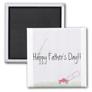 Dad Sayings...Father's Day Magnet