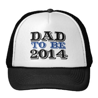 Dad to be in 2014 hat