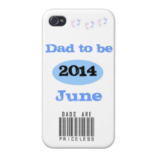 Dad to be cases for iPhone 4