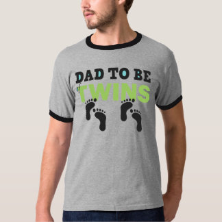Dad To Be of Twins T-Shirt
