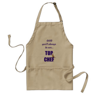 DAD...Top Chef Standard Apron