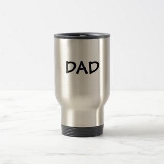 """DAD"" travel mug"