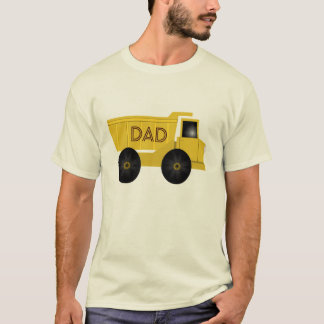 Dad Truck Shirt by 369MyName
