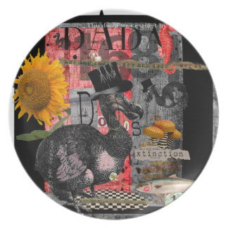 Dada Dodos Party Plates