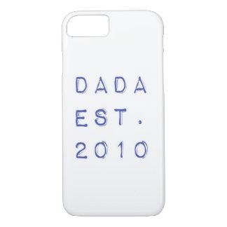 Dada EST. 2010 Case-Mate iPhone Case