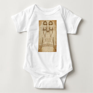Dada is Dead Baby Bodysuit