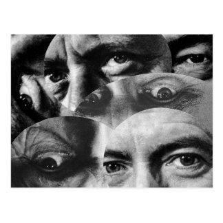 Dadaism Vintage Postcard
