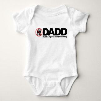 DADD Daddies Against Daughters Dating Baby Bodysuit