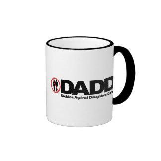 DADD Daddies Against Daughters Dating Ringer Mug