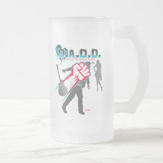 DADD - Dads Against Daughters Dating Frosted Mug
