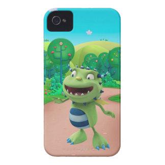 Daddo Hugglemonster iPhone 4 Cover