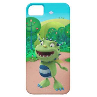 Daddo Hugglemonster iPhone 5 Case