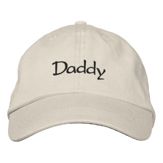 Daddy Baseball Cap