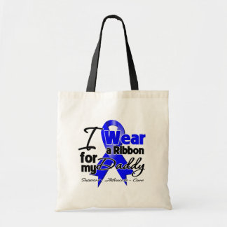 Daddy - Colon Cancer Ribbon Bag