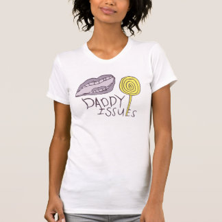 Daddy Issues Ladies' Tank