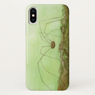 Daddy Long Legs iPhone X case
